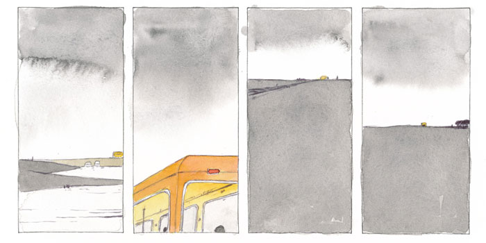 Tram Graphic Novel