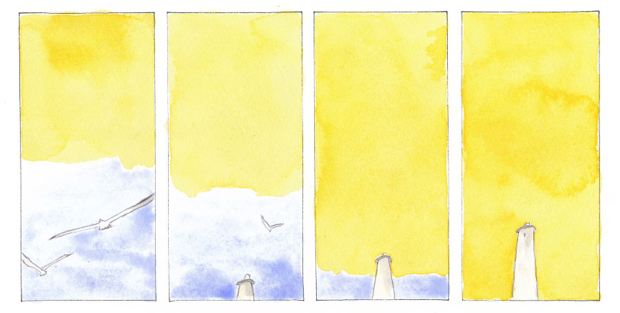 Jaune - Maillot jaune - Graphic Novel